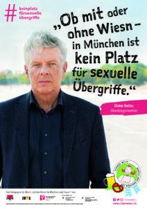 Foto Plakat Reiter