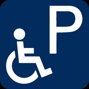 Foto 04 Behindertenparkplatz Kvr